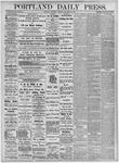 Portland Daily Press: December 25, 1875