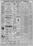 Portland Daily Press: December 27, 1875