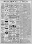 Portland Daily Press: December 28, 1875