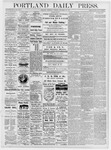 Portland Daily Press: December 30, 1875