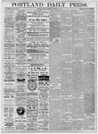 Portland Daily Press: December 31, 1875