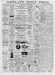 Portland Daily Press: January 3, 1876