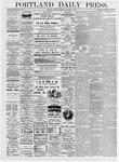 Portland Daily Press: January 4, 1876