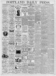 Portland Daily Press: January 19, 1876