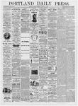 Portland Daily Press: January 21, 1876