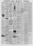 Portland Daily Press: January 24, 1876