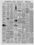 Portland Daily Press: January 27, 1876