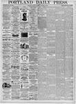 Portland Daily Press: January 29, 1876
