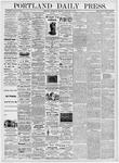 Portland Daily Press: February 2, 1876