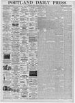 Portland Daily Press: February 8, 1876