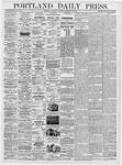 Portland Daily Press: February 10, 1876