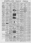 Portland Daily Press: February 21, 1876