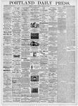 Portland Daily Press: February 22, 1876