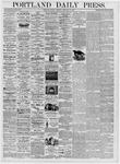 Portland Daily Press: February 28, 1876