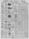 Portland Daily Press: March 23, 1876