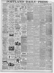 Portland Daily Press: March 24, 1876