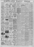Portland Daily Press: March 29, 1876