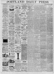 Portland Daily Press: April 4, 1876