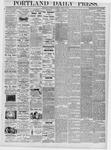 Portland Daily Press: April 6, 1876