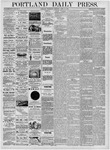 Portland Daily Press: April 12, 1876