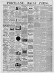 Portland Daily Press: April 13, 1876