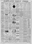 Portland Daily Press: April 17, 1876