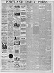 Portland Daily Press: April 18, 1876
