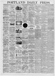 Portland Daily Press: April 19, 1876