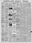 Portland Daily Press: April 23, 1876
