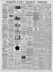 Portland Daily Press: April 24, 1876
