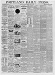 Portland Daily Press: April 26, 1876