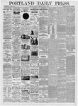 Portland Daily Press: April 27, 1876