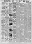 Portland Daily Press: April 29, 1876