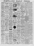 Portland Daily Press: May 1, 1876