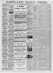 Portland Daily Press: May 4, 1876