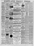 Portland Daily Press: May 8, 1876
