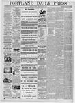 Portland Daily Press: May 9, 1876