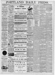 Portland Daily Press: May 10, 1876
