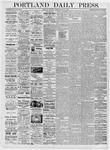 Portland Daily Press: May 13, 1876
