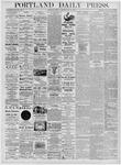 Portland Daily Press: May 15, 1876