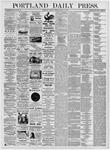 Portland Daily Press: May 16, 1876