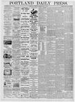 Portland Daily Press: May 17, 1876