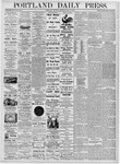 Portland Daily Press: May 18, 1876