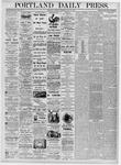 Portland Daily Press: May 23, 1876