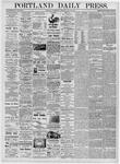 Portland Daily Press: May 24, 1876