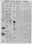 Portland Daily Press: May 27, 1876