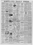Portland Daily Press: May 29, 1876