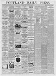 Portland Daily Press: May 30, 1876