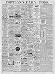 Portland Daily Press: May 31, 1876