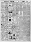 Portland Daily Press: June 2, 1876